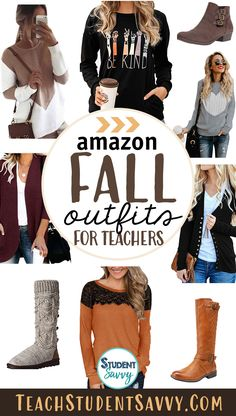 Get ready to build the perfect FALL teacher outfit collection with Amazon Must-Haves! Have you been doing all your clothes shopping online lately?! Same here! Amazon is always my go-to online shopping resource for many reasons. Firstly, the clothes are AFFORABLE as well as stylish. With Amazon Prime, you have free shipping and the item comes in only 1-2 days! I never have had issues returning items – which I'm sure you know is important when shopping online.