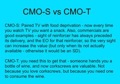 CMO-S vs CMO-T (via Corey Robertson)