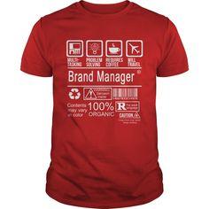 Brand Manager Multi Tasking T Shirt, Hoodie Brand Manager