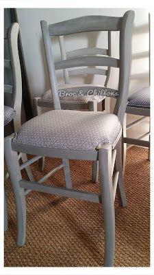 Broc Et Chiffons Relooking De Meubles Dans Les Deux Sevres 79 Patine A L Ancienne Commen Relooking De Chaise Relooking Meuble Relooking Chaise Salle A Manger
