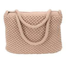Billedresultat for strikket taske