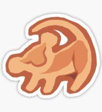 Simba Sticker