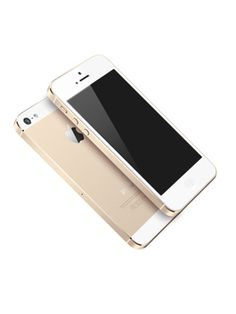 Gold iPhone 5