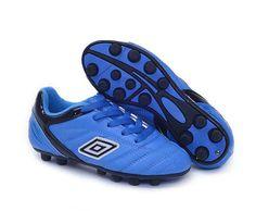 Umbro Cup HG Soccer Cleats Royal Blue Black
