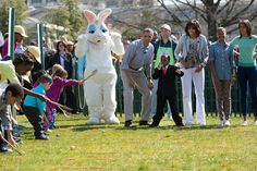 photos of 2014 white house easter egg hunt | ... South Lawn for the 2013 White House Easter Egg Roll, April 1, 2013