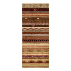 """Tribal Collection Oriental Rug, 2'1"""" x 5'"""