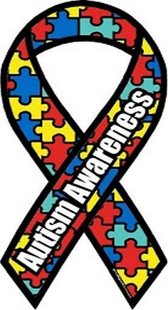 April is awareness of Autism