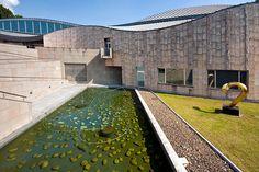 Budynek Muzeum Sztuki i Techniki Japońskiej Manggha, fot. Rafał Sosin