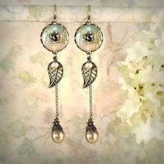 Daybreak Earrings  by MiaMontgomery