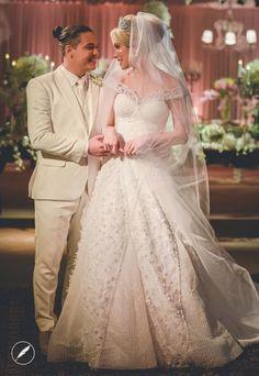 Foto oficial do casamento de Wesley Safadão e Thyane Dantas. Foto: Clécio Albuquerque.