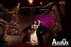 Holiday Wedding at Hotel Valencia Riverwalk, San Antonio, TX http://www.hotelvalencia-riverwalk.com/san-antonio-weddings.htm