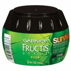 Garnier Fructis Style Rough It Putty Survivor 5 oz. (Pack of 6) by Garnier. $33.00
