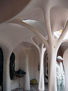 Organic Architecture, Interior Architecture, Interior Design, Residential Architecture, Contemporary Architecture, Design Art, Pavilion Architecture, Amazing Architecture, Futuristic Architecture