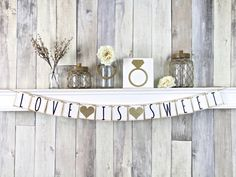 Love is sweet Banner See more here: https://www.etsy.com/listing/95368896/love-is-sweet-banner-dessert-table-sign?ref=shop_home_active_1&ga_search_query=love%2Bis%2Bsweet