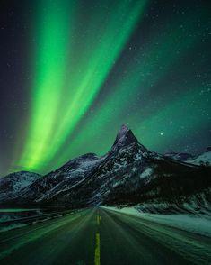 Stetind Mountain, Norway
