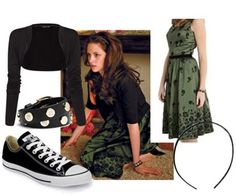 In celebration of The Twilight Saga: Breaking Dawn – Part 2 (which comes out this Friday!), I've decided to put together a few ways that you can look like Bella Swan. Okay, so maybe I c...