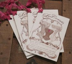french corset market tags