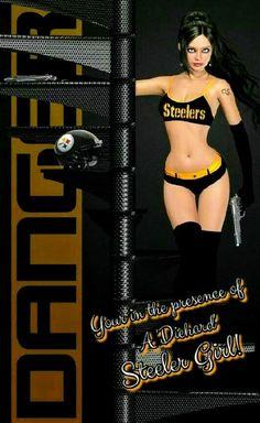 steelergalfan4life 🖤💛 - They Say Steeler Girl I Say Steelers Divas