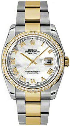 Rolex Oyster Perpetual DateJust 116243