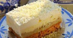 Recepti i Savjeti: Ledeni banana kolač