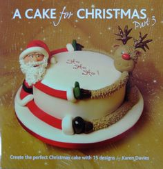 The third book from our 3 Christmas cake books.Available from our website www.karendaviescakes.co.uk