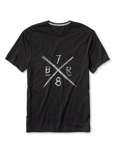 """""""BR 78"""" Graphic Tee"""