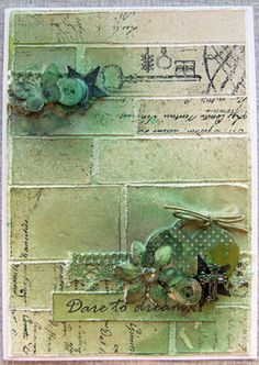 Raven Design: Short inspired by Finnabair Art Journal Pages, Art Journals, Beautiful Handmade Cards, Pretty Cards, Mixed Media Canvas, Art Journal Inspiration, Card Tags, Paper Cards, Creative Cards
