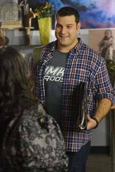 MAX ADLER AKA TANK FROM SWITCHED AT BIRTH ugh such a husky hunk