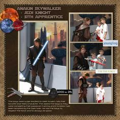 Star Wars Weekends - Page 3 - MouseScrappers.com