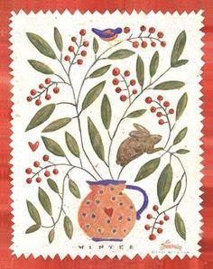 Four Seasons IV Art Print