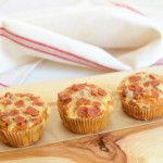 Pizza Muffins Recipe. So good and the kids love it!