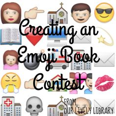 Create a fun contest for your library using Emojis!