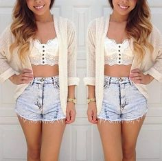 this is the exact reason i wanna lose weight. so i can wear cute clothes