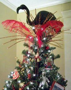 What a Tree Topper!!!