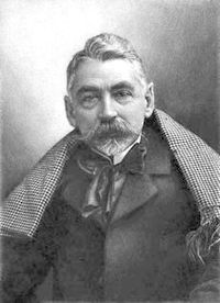 Stéphane Mallarmé (French: [stefan malaʁme]; 18 March 1842 – 9 September 1898), whose real name was Étienne Mallarmé, was a French poet and critic. He was a major French symbolist poet, and his work anticipated and inspired several revolutionary artistic schools of the early 20th century, such as Dadaism, Surrealism, and Futurism.
