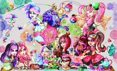Hat-tastic Party by PrinceIvy-FreshP.deviantart.com on @DeviantArt