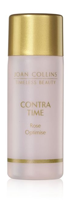 CONTRA TIME - Rose Optimise 50ml - Part of the Skin Care Try Me Kit. #RoseOptimise #MultiFunctionElixir #Elixir #PostCleanser #SkinCare #Rosewater #pH5.5 #SkinBalancing #Hydrating #ReducedRedness #OrganicRoseWater #Miniature #travel #travelsized Discovery Kit, Joan Collins, Rose Water, Timeless Beauty, Cleanser, Skincare, Miniatures, Personal Care, Bottle