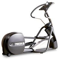 Precor EFX® Elliptical Fitness Crosstrainer™ 14 exercise programs, numerous display readouts, and a crossramp which inclines up to 40 degrees, the EFX 5 Elliptical Vs Treadmill, Treadmill Machine, Elliptical Cross Trainer, Exercise Equipment For Sale, Exercise Bike Reviews, No Equipment Workout, Fitness Equipment, Best Treadmill For Home