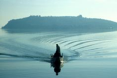 Lago Trasimeno - Isola Maggiore in Umbria, Italy   www.regioneumbria.eu