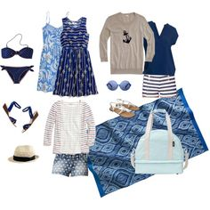 Memorial Day Weekend: Hues of Blue on Style Treatment
