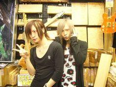 MiA and Koichi, no makeup