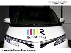 LA MEJOR AGENCIA DIGITAL. Llegarán a Japón taxis autónomos. Robot Taxi planea implementar este servicio en áreas donde autobuses y trenes no están disponibles, la empresa japonesa comenzará sus pruebas el próximo año con la finalidad de estar ya en funcionamiento para los juegos olímpicos del 2020. #lamejoragenciadigital