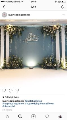 Wedding Reception Backdrop, Wedding Entrance, Wedding Stage Decorations, Backdrop Decorations, Ceremony Backdrop, Wedding Photo Walls, Wedding Photo Booth, Backdrop Design, Wedding Background