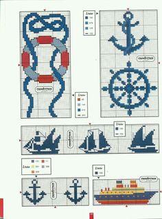 Denizci figürleri