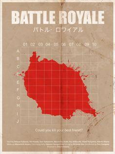 Battle Royale - Kinji Fukasaku