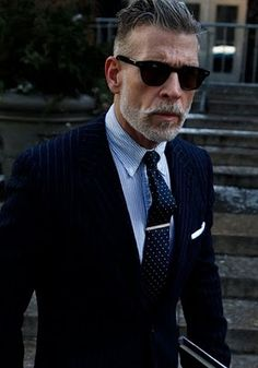 be like Nick Wooster