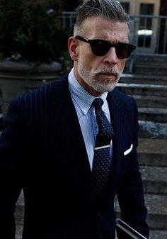 nick wooster - neiman marcus men's fashion director