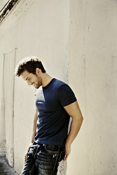 Pablo Alboran. You don't look good in clothes, take 'em all off.