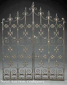 wrought iron gate                                                                                                                                                                                 More