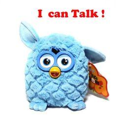 New arrival Điện Tử Tương Tác Đồ Chơi Phoebe Firbi Vật Nuôi Fuby Owl Elves Plush Recording Talking Đồ Chơi Thông Minh Quà Tặng Furbiness boom